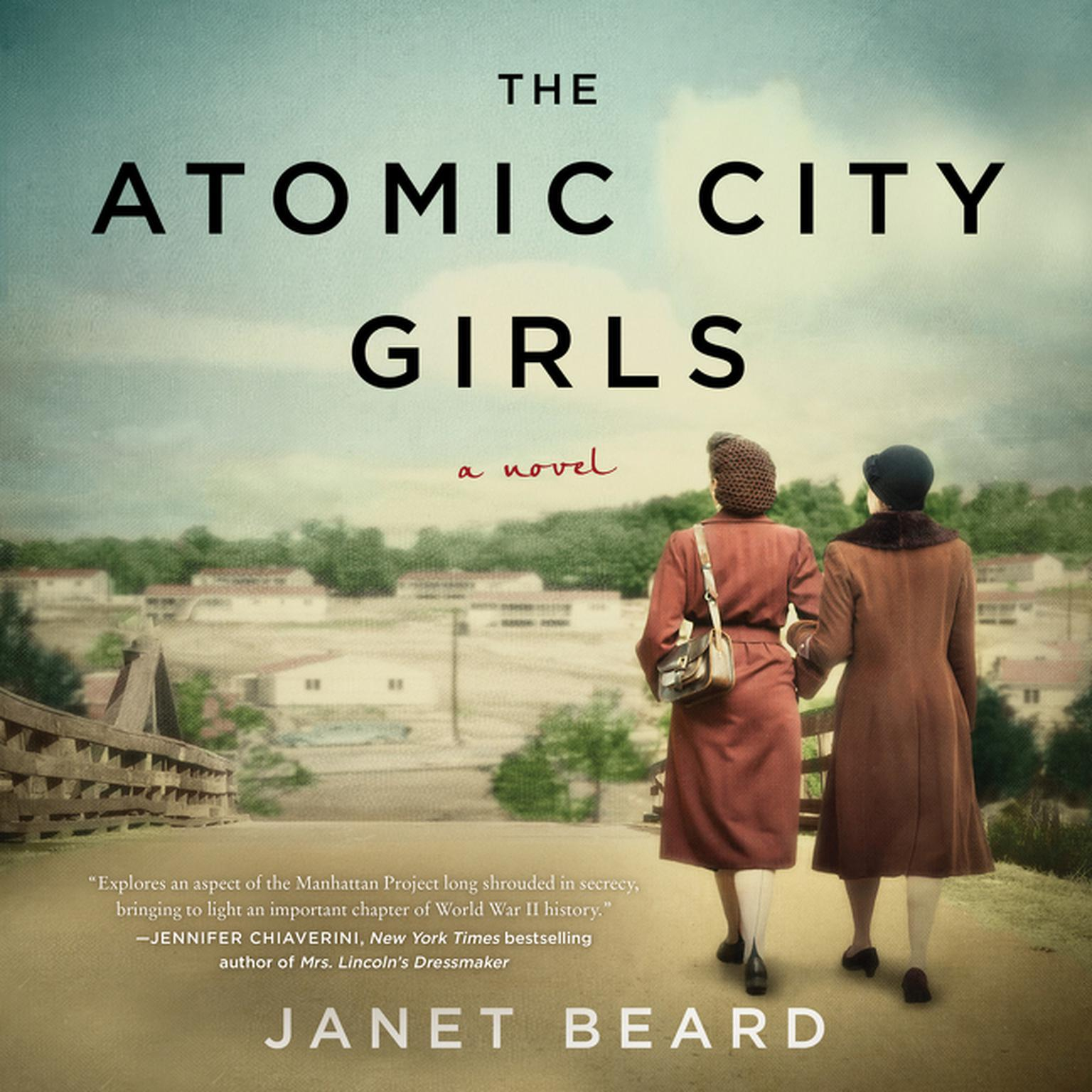 Printable The Atomic City Girls: A Novel Audiobook Cover Art