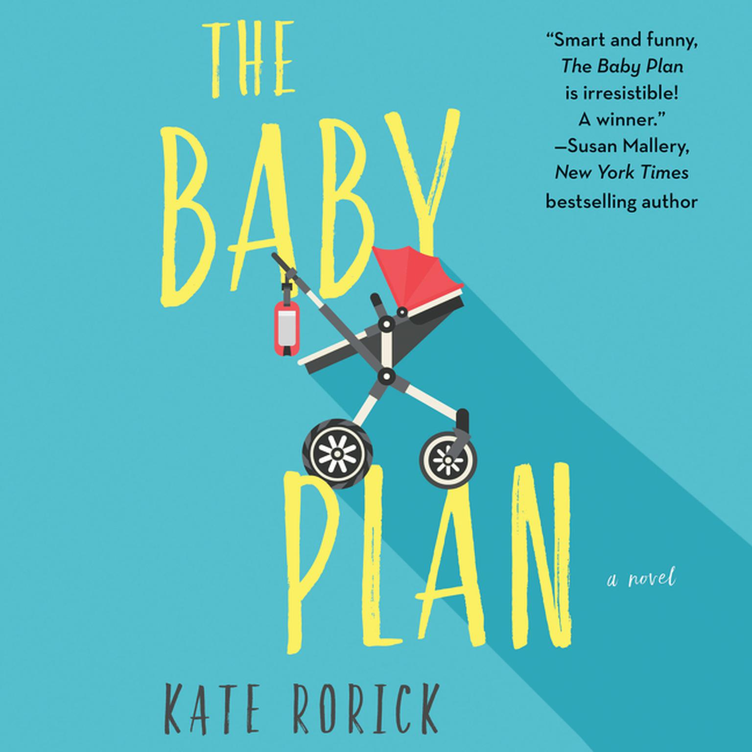 Printable The Baby Plan: A Novel Audiobook Cover Art