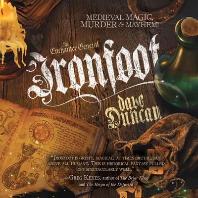 Ironfoot Audiobook, by Dave Duncan
