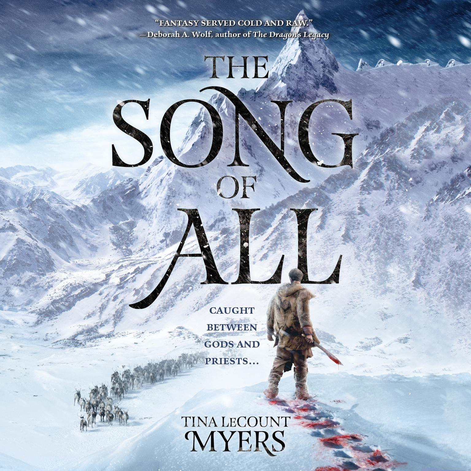 Printable The Song of All Audiobook Cover Art