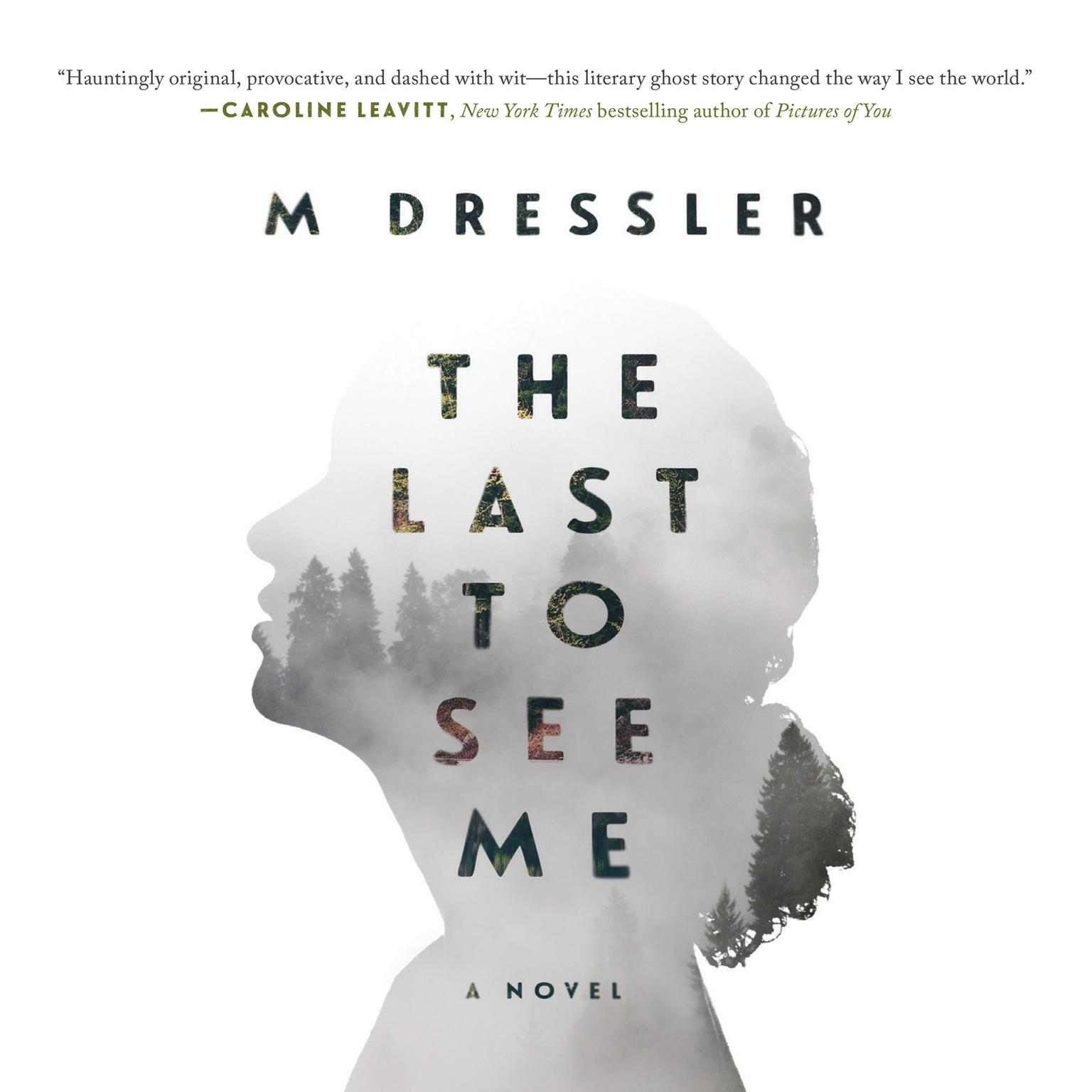Printable The Last to See Me: A Novel Audiobook Cover Art