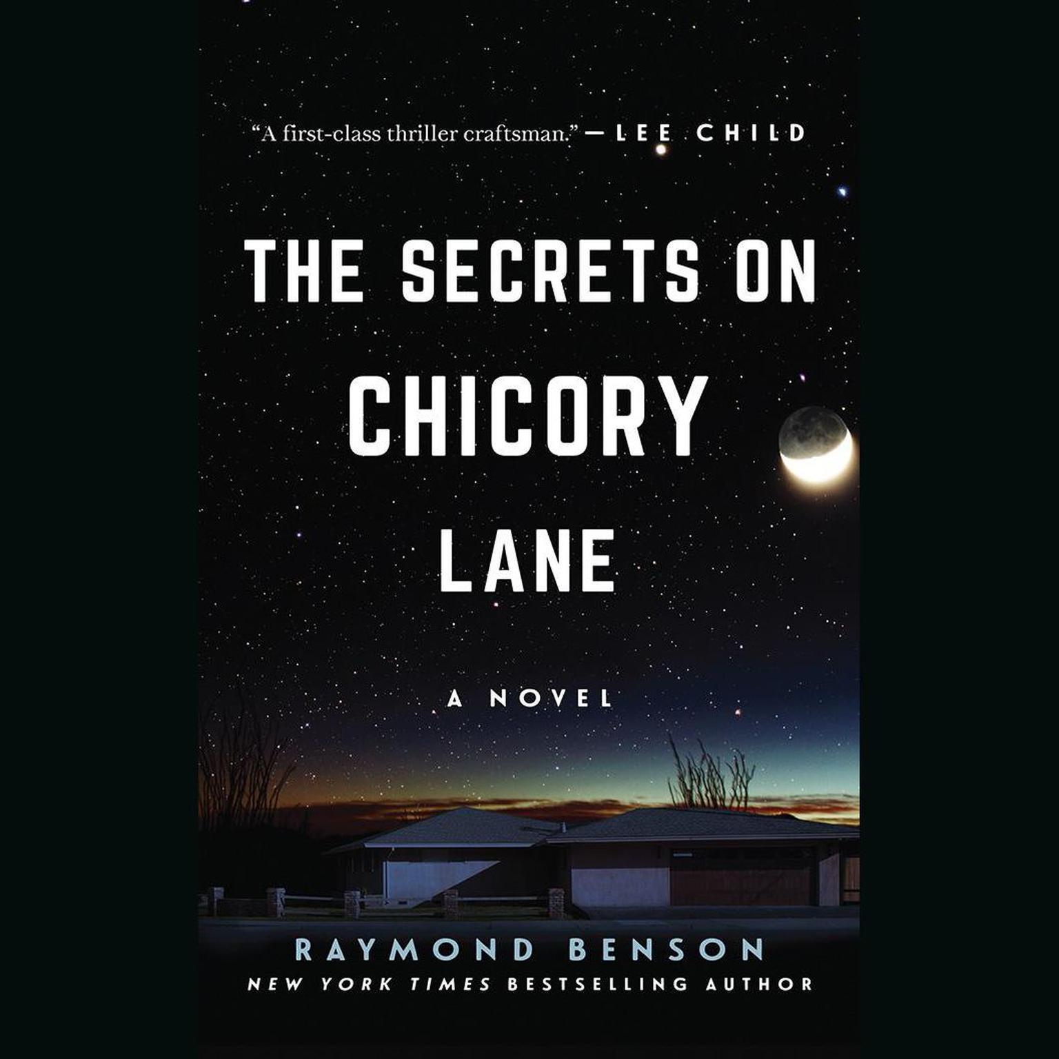 Printable The Secrets on Chicory Lane: A Novel Audiobook Cover Art