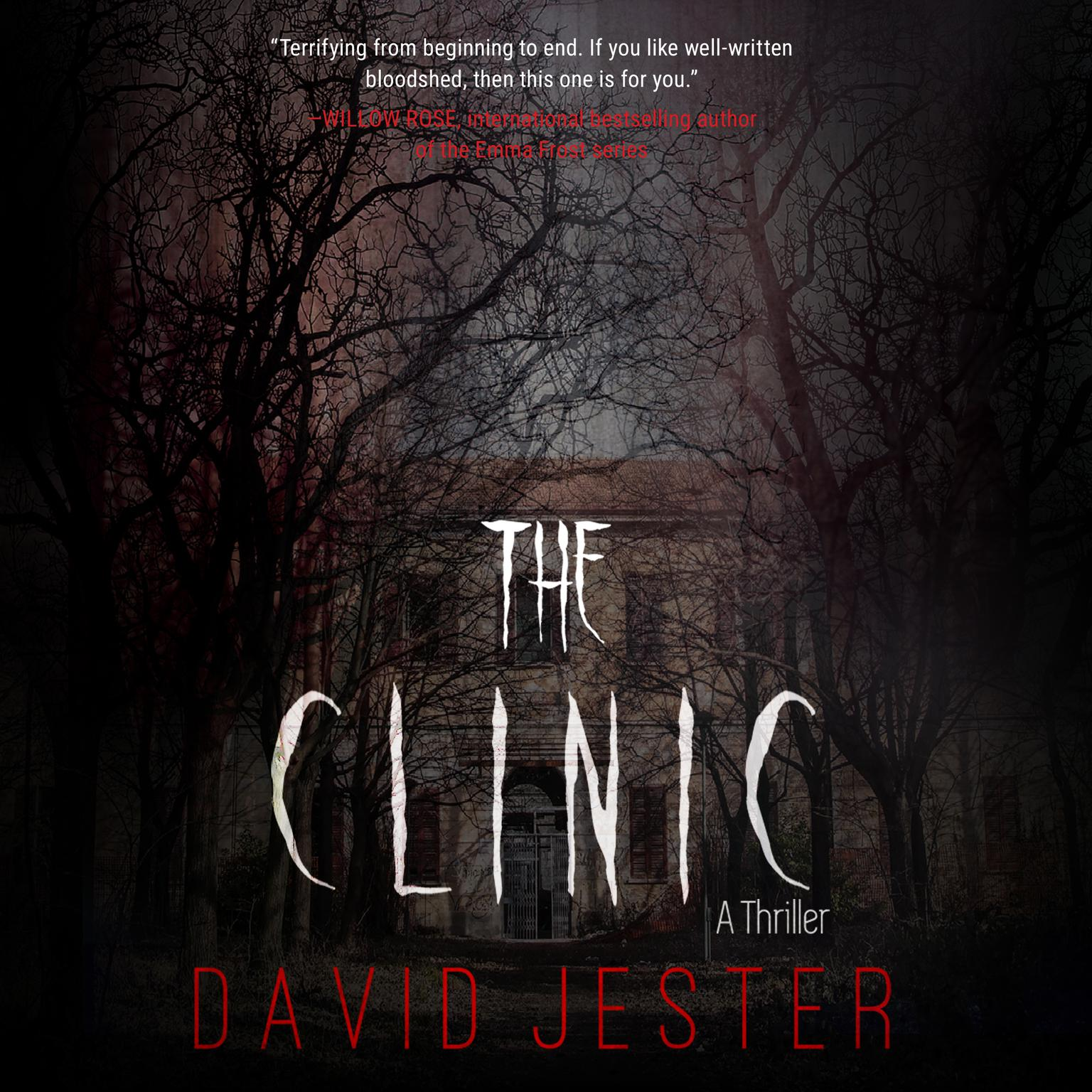 Printable The Clinic: A Thriller Audiobook Cover Art