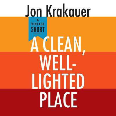 A Clean, Well-Lighted Place Audiobook, by Jon Krakauer