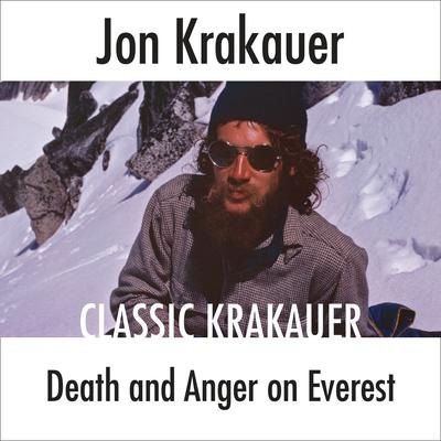 Death and Anger on Everest Audiobook, by Jon Krakauer