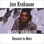 Descent to Mars Audiobook, by Jon Krakauer
