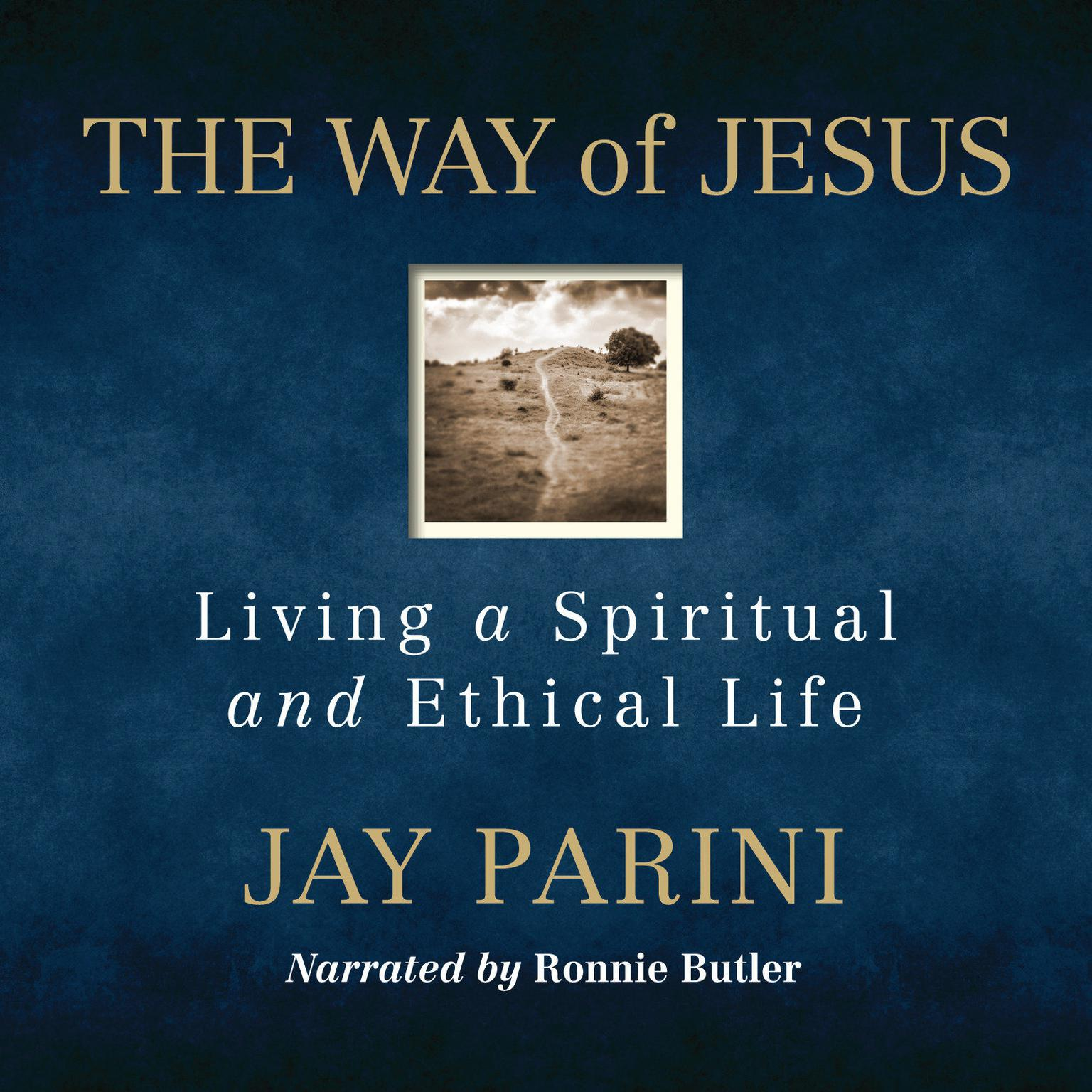 Printable The Way of Jesus: Living a Spiritual and Ethical Life Audiobook Cover Art