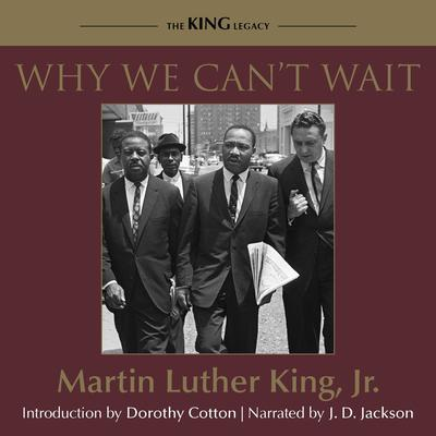 Why We Cant Wait Audiobook, by Martin Luther King