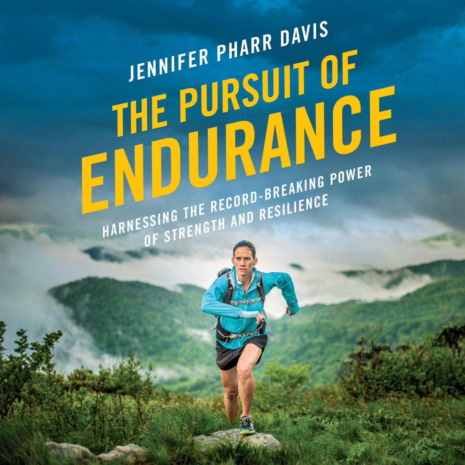 Printable The Pursuit of Endurance: Harnessing the Record-Breaking Power of Strength and Resilience Audiobook Cover Art