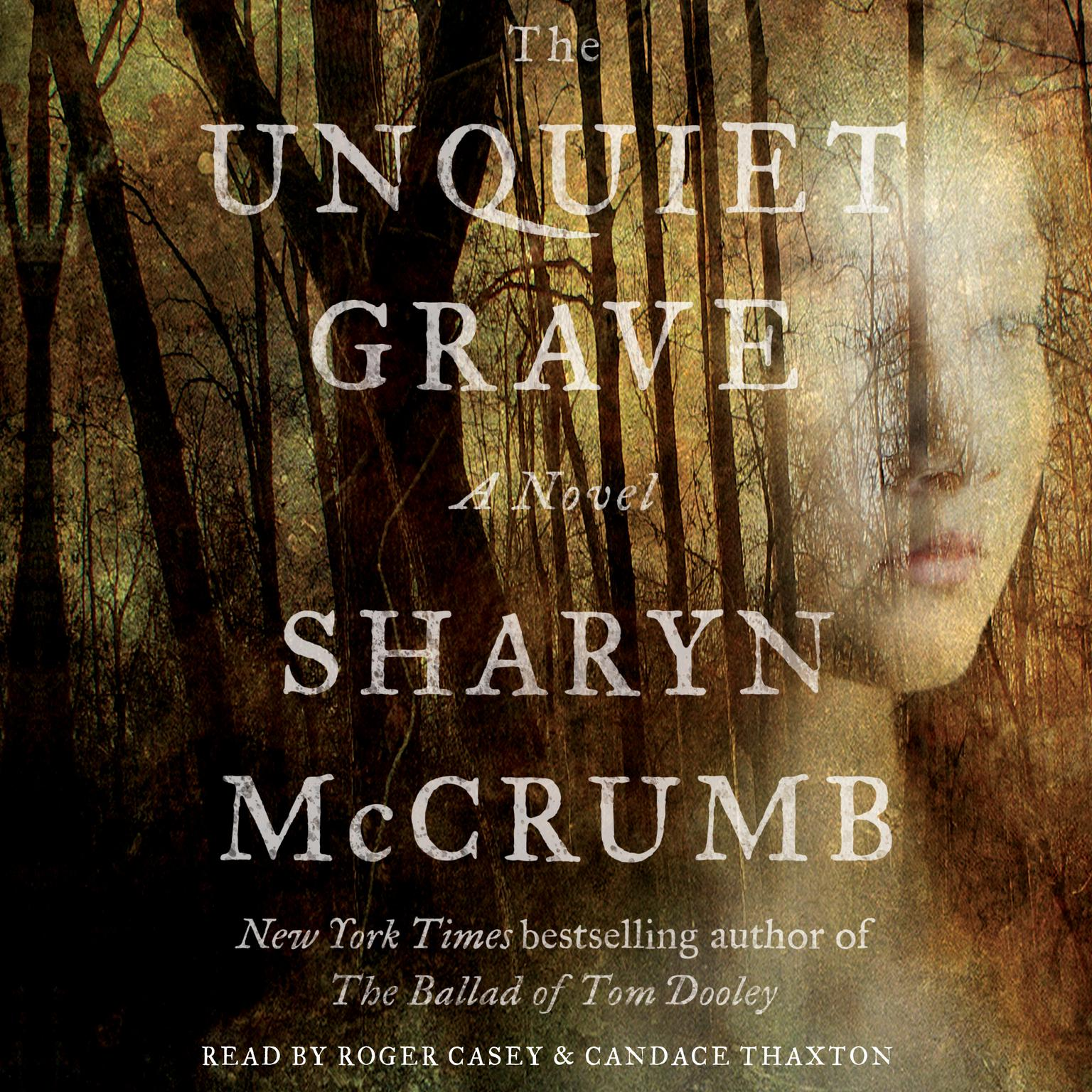 Printable The Unquiet Grave Audiobook Cover Art