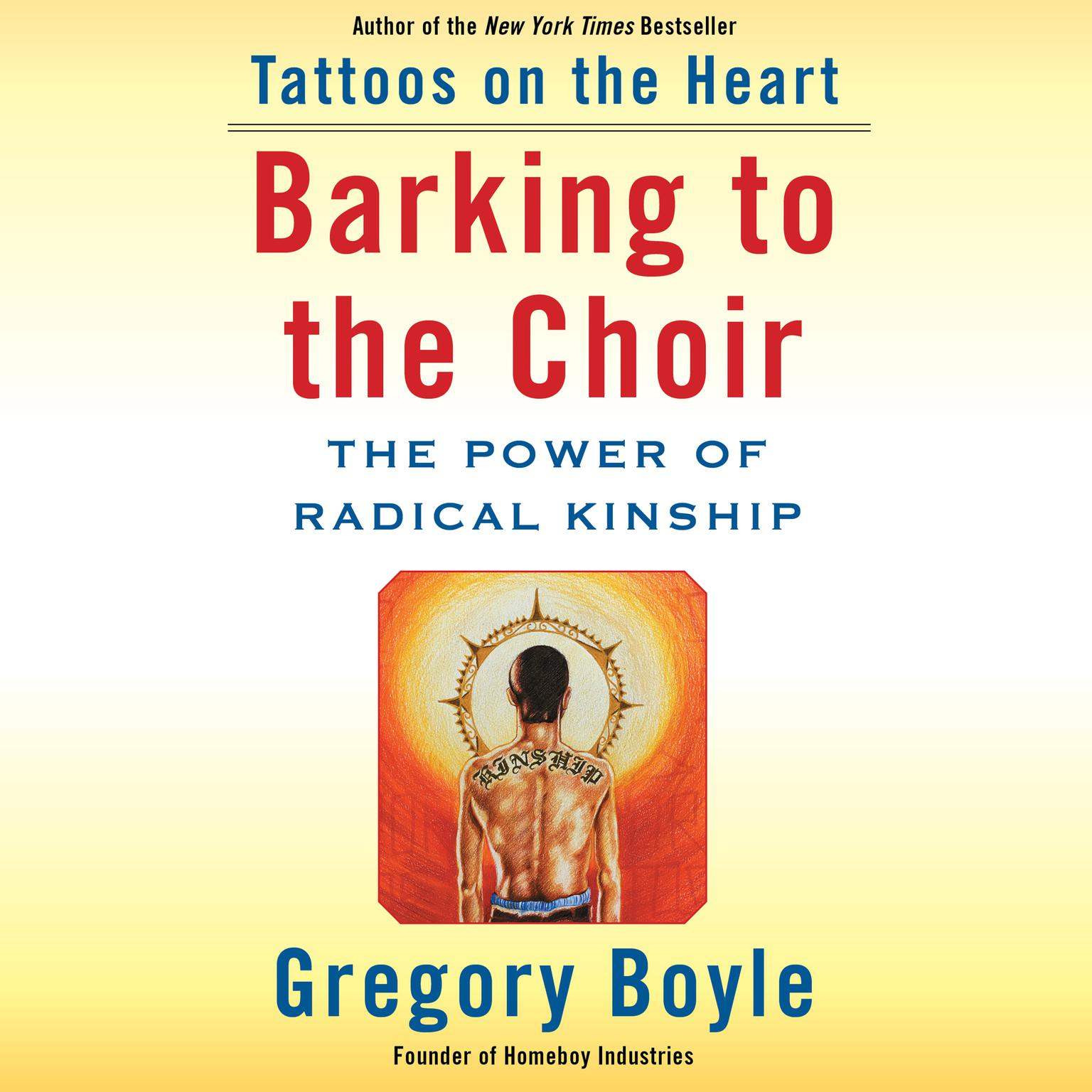 Printable Barking to the Choir: The Power of Radical Kinship Audiobook Cover Art
