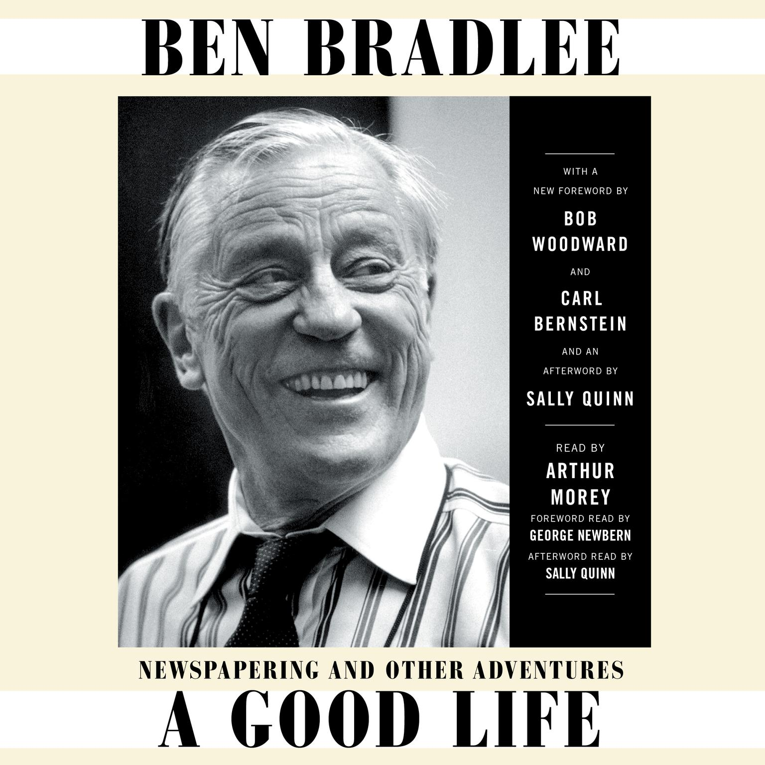 Printable A Good Life: Newspapering and Other Adventures Audiobook Cover Art
