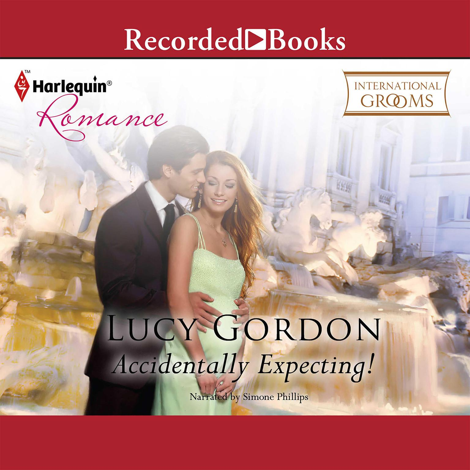 Printable Accidentally Expecting! Audiobook Cover Art