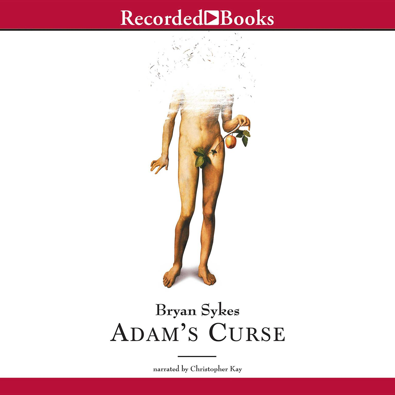 Printable Adam's Curse: A Future Without Men Audiobook Cover Art
