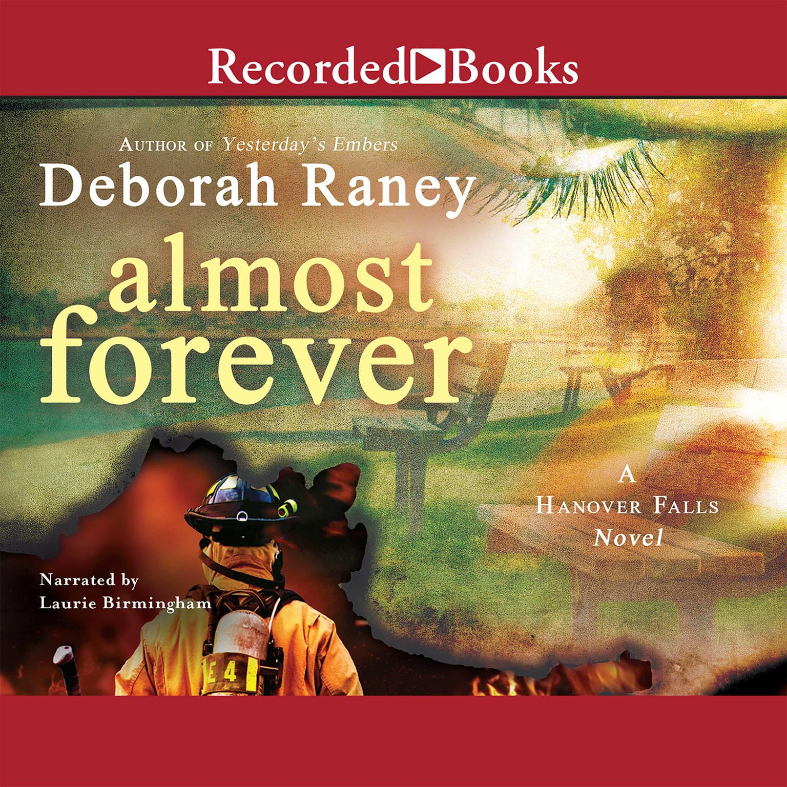 Printable Almost Forever Audiobook Cover Art