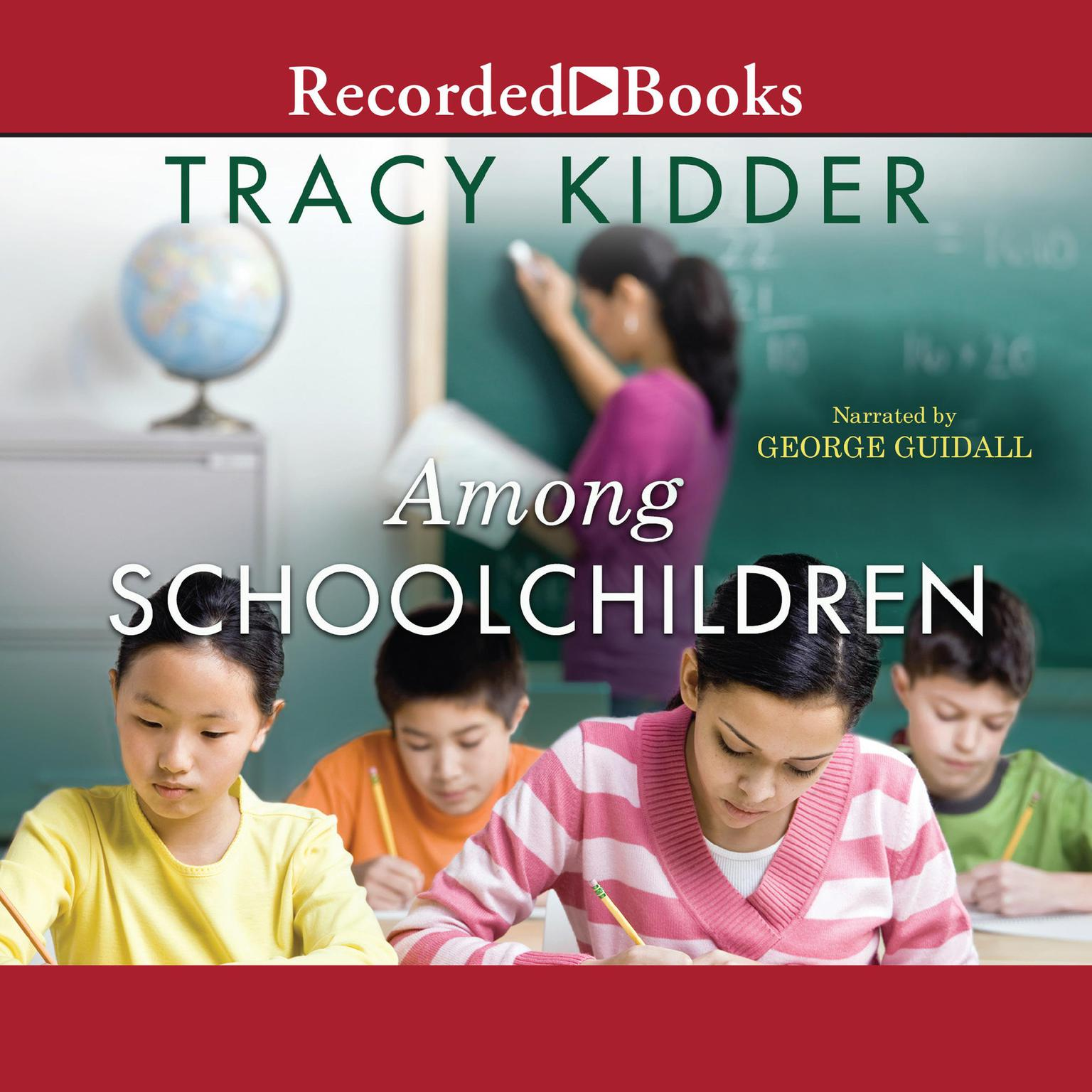 Printable Among School Children Audiobook Cover Art