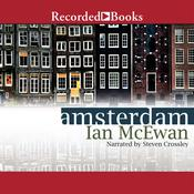 Amsterdam: A Novel Audiobook, by Ian McEwan