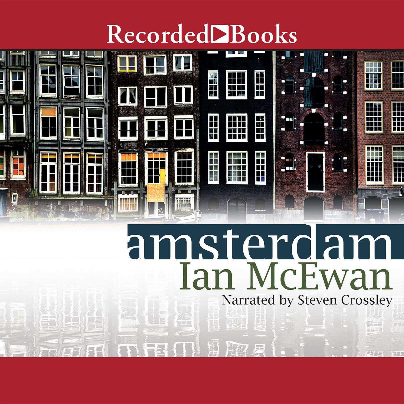 Printable Amsterdam: A Novel Audiobook Cover Art