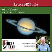 Astronomy I: Earth, Sky and Planets Audiobook, by James B. Kaler