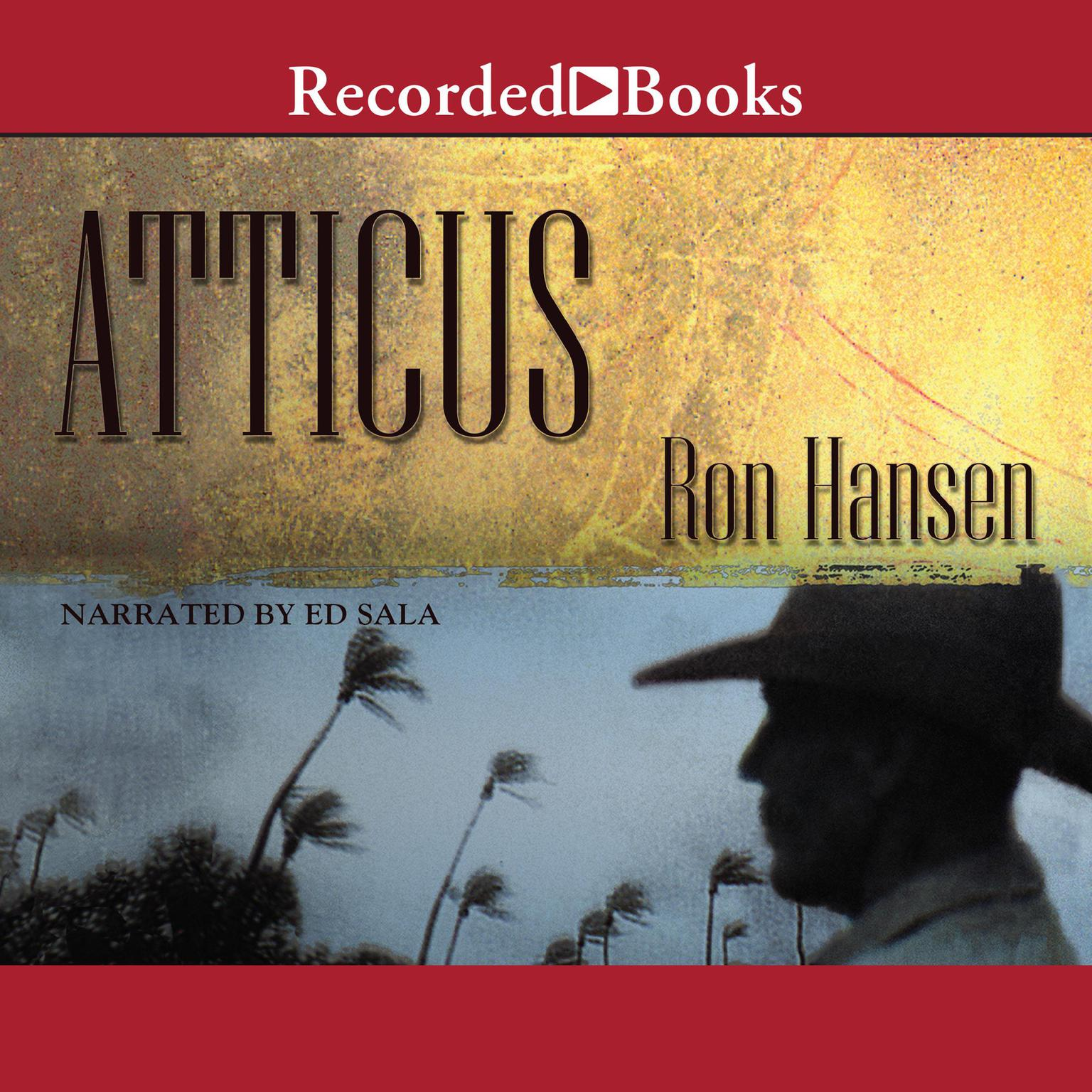 Printable Atticus Audiobook Cover Art