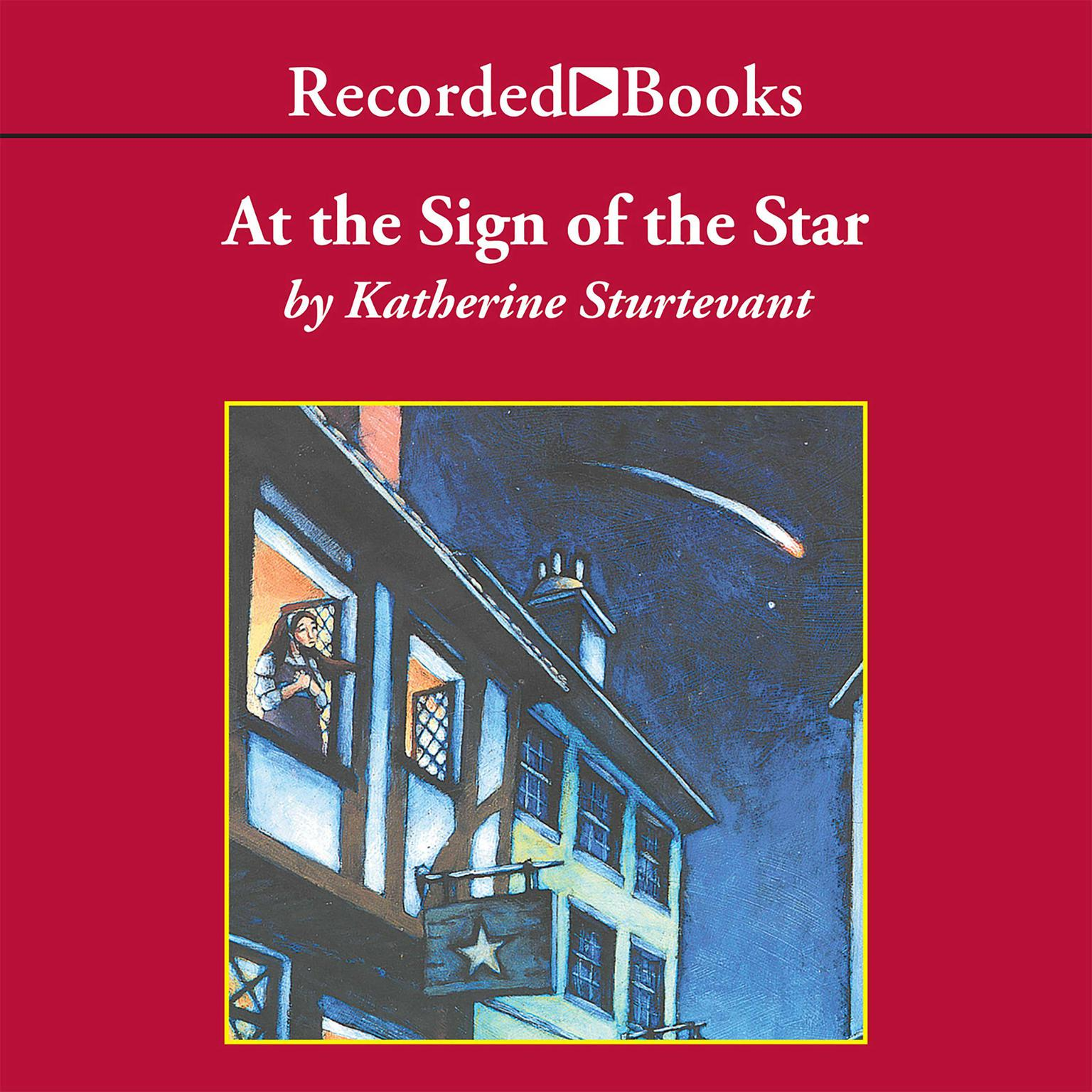 Printable At the Sign of the Star Audiobook Cover Art