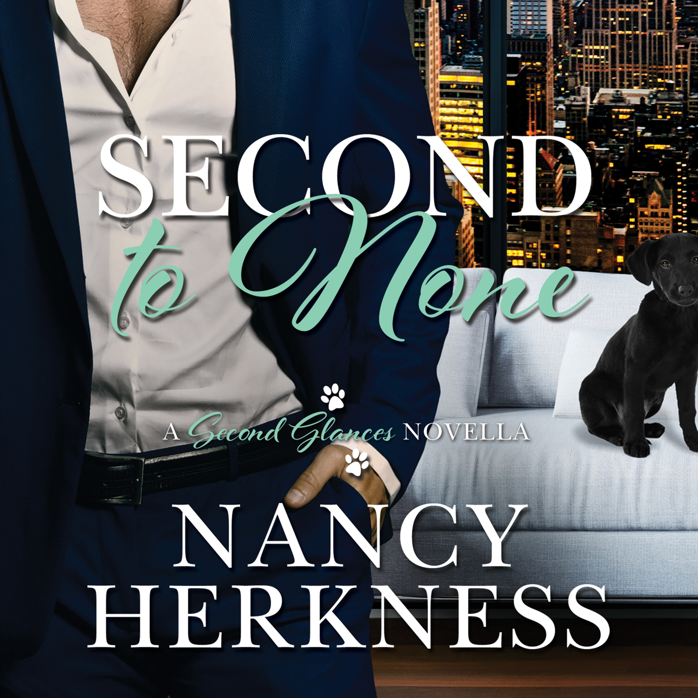 Printable Second to None: A Second Glances Novella Audiobook Cover Art