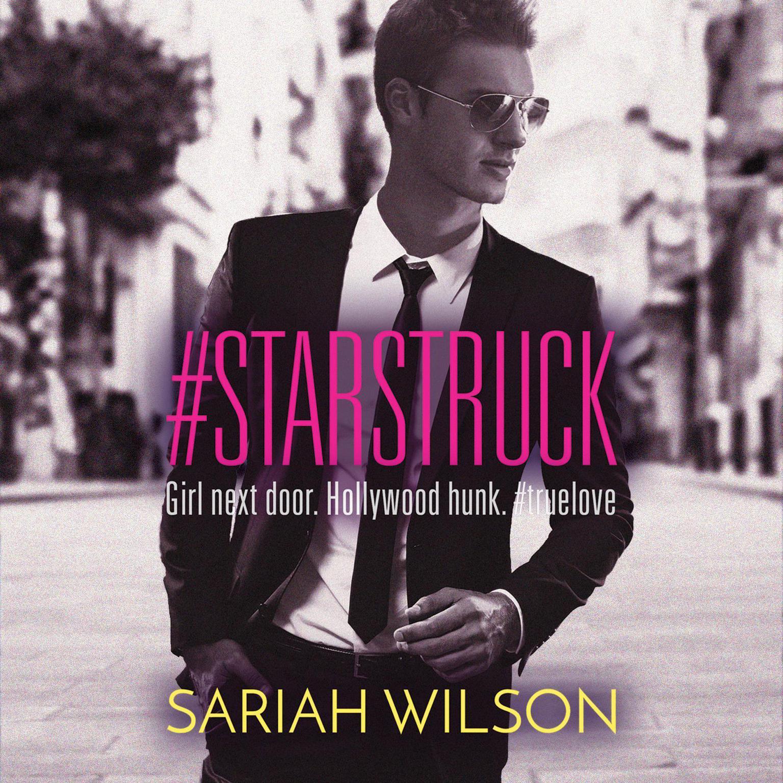 Printable #Starstruck Audiobook Cover Art