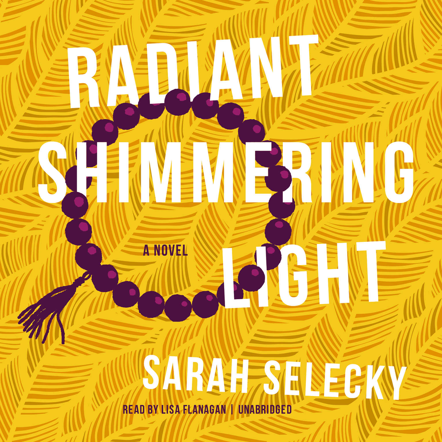 Printable Radiant Shimmering Light Audiobook Cover Art