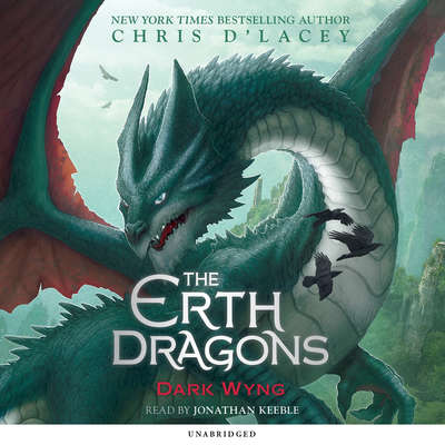 Dark Wyng Audiobook, by Chris d'Lacey