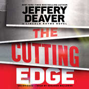 The Cutting Edge Audiobook, by Jeffery Deaver