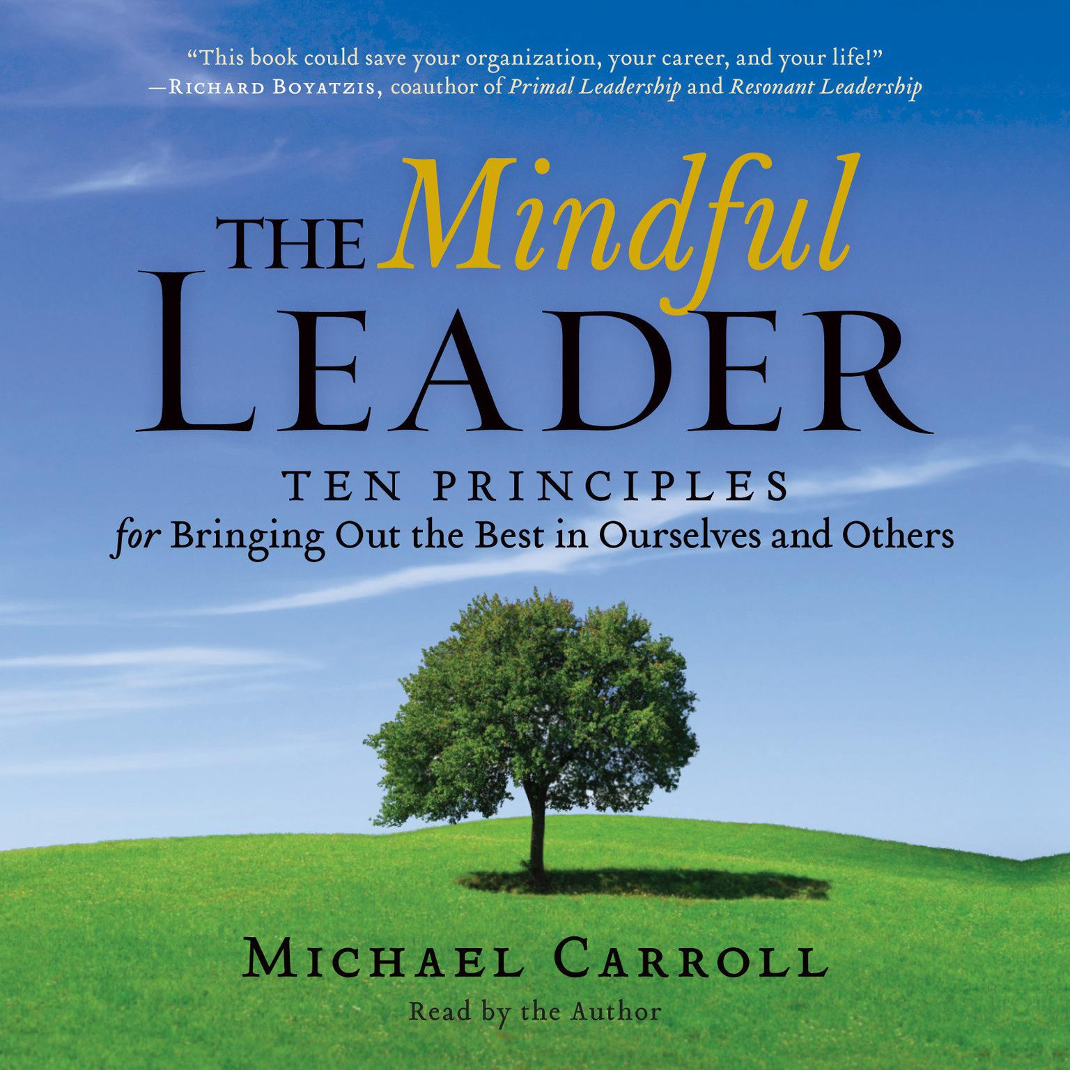 Printable The Mindful Leader: Ten Principles for Bringing Out the Best in Ourselves and Others Audiobook Cover Art