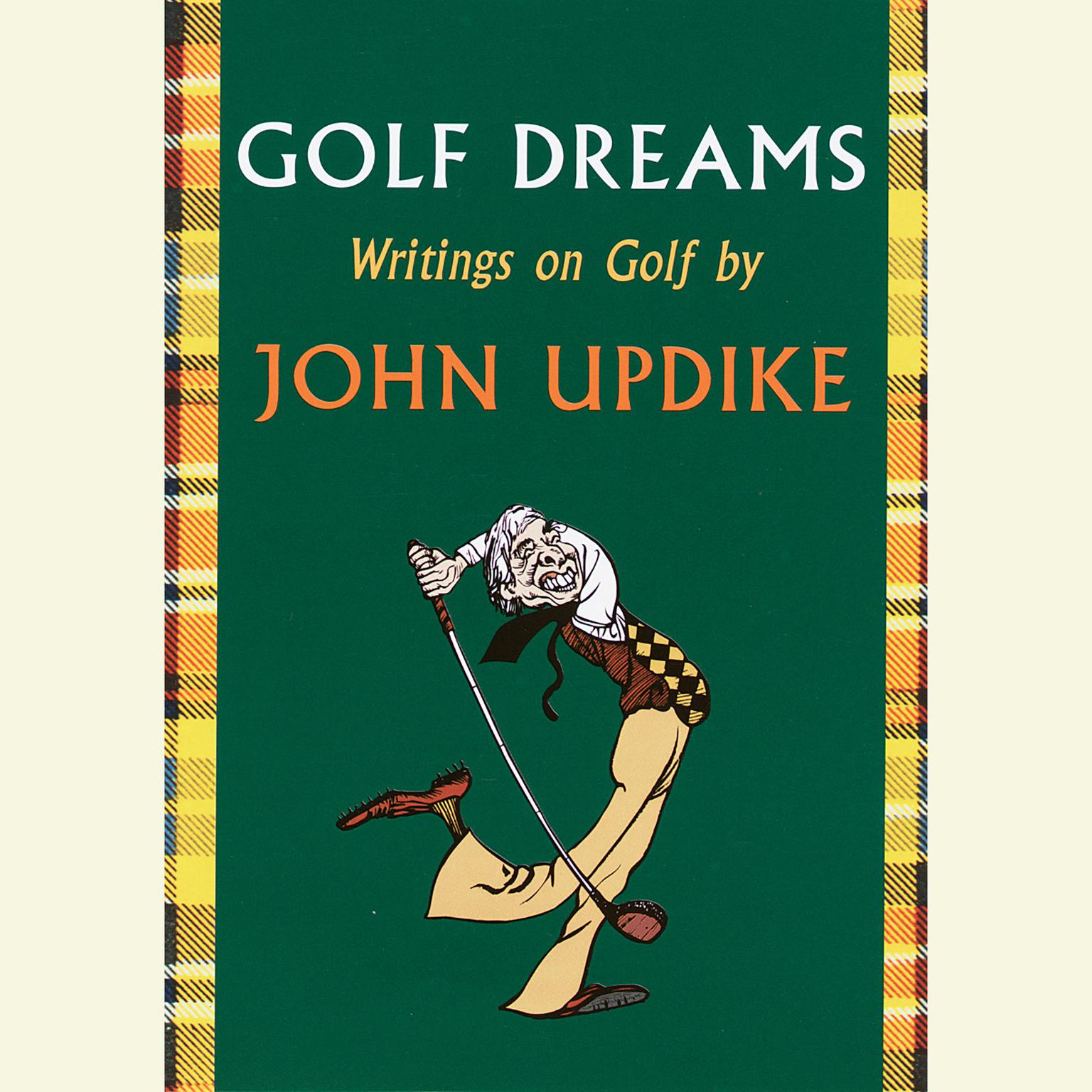 Printable Golf Dreams: Writings on Golf Audiobook Cover Art