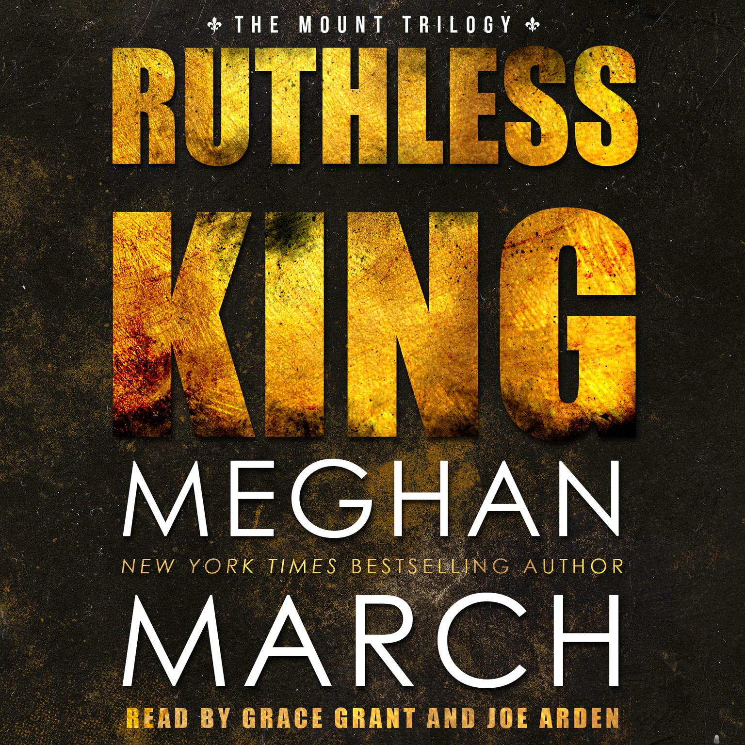 Ruthless King Audiobook, by Meghan March