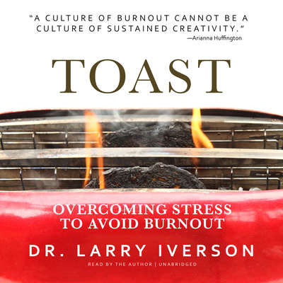 Toast: Overcoming Stress to Avoid Burnout Audiobook, by Larry Iverson