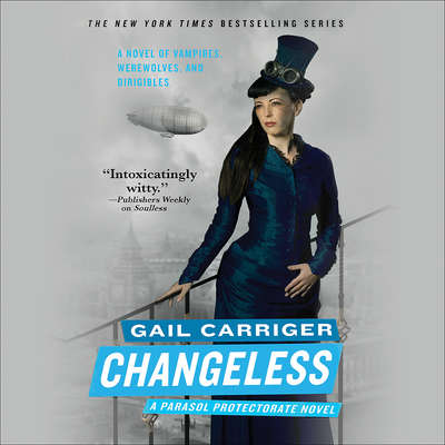 Changeless Audiobook, by Gail Carriger