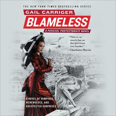 Blameless Audiobook, by