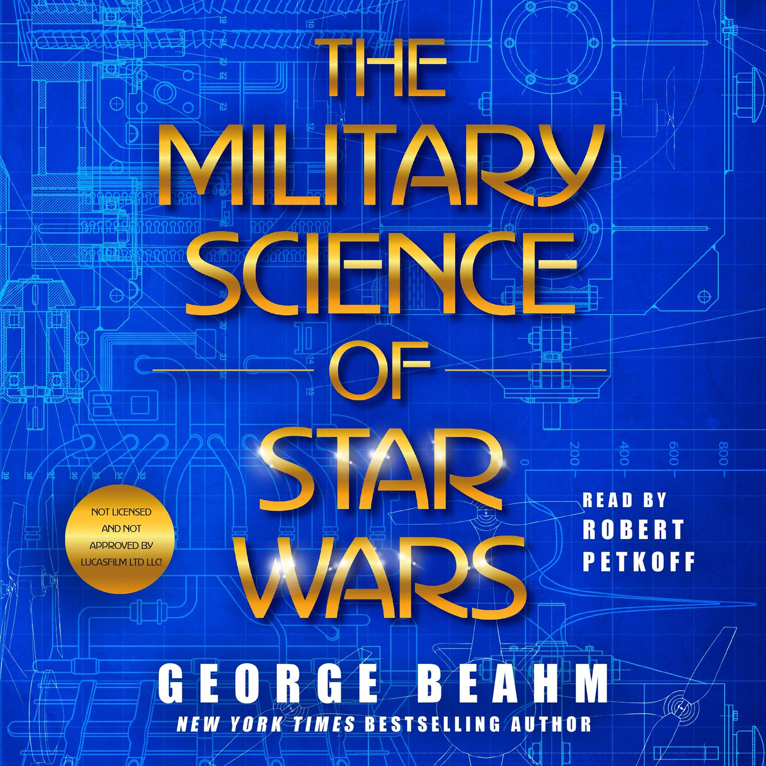 Printable The Military Science of Star Wars Audiobook Cover Art