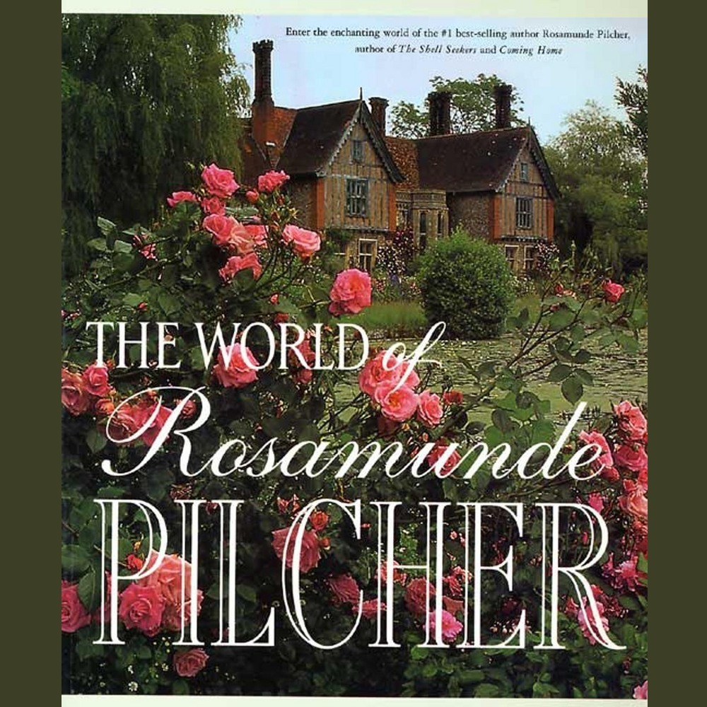 Printable The World of Rosamunde Pilcher Audiobook Cover Art