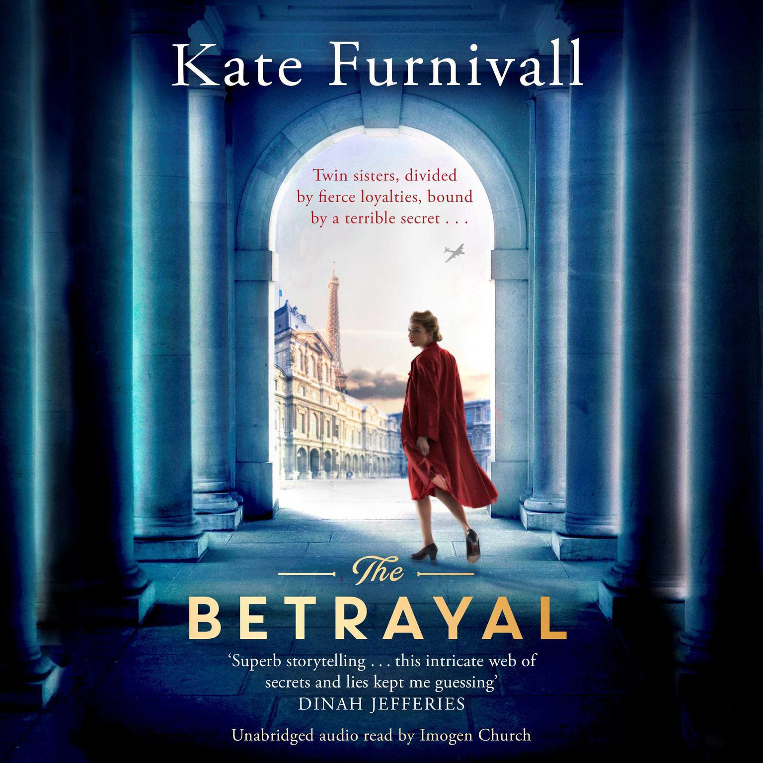 Printable The Betrayal: The Top Ten Bestseller Audiobook Cover Art