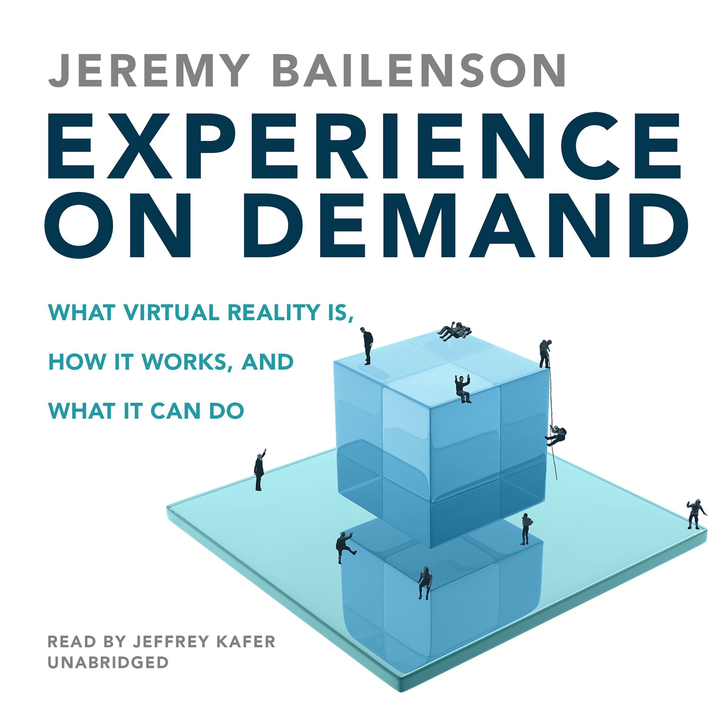 Printable Experience on Demand: What Virtual Reality Is, How It Works, and What It Can Do Audiobook Cover Art