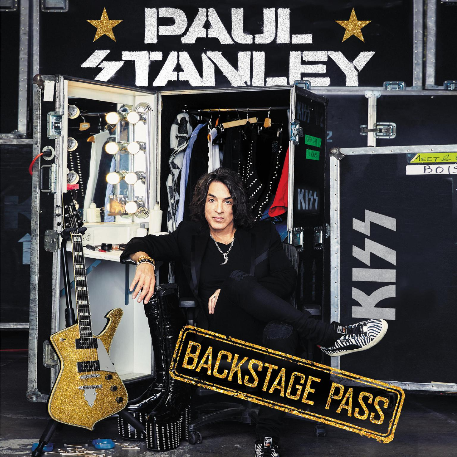 Printable Backstage Pass: The Starchild's All-Access Guide to the Good Life Audiobook Cover Art