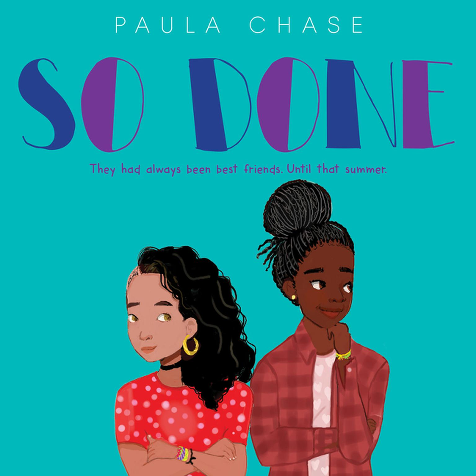 Printable So Done Audiobook Cover Art