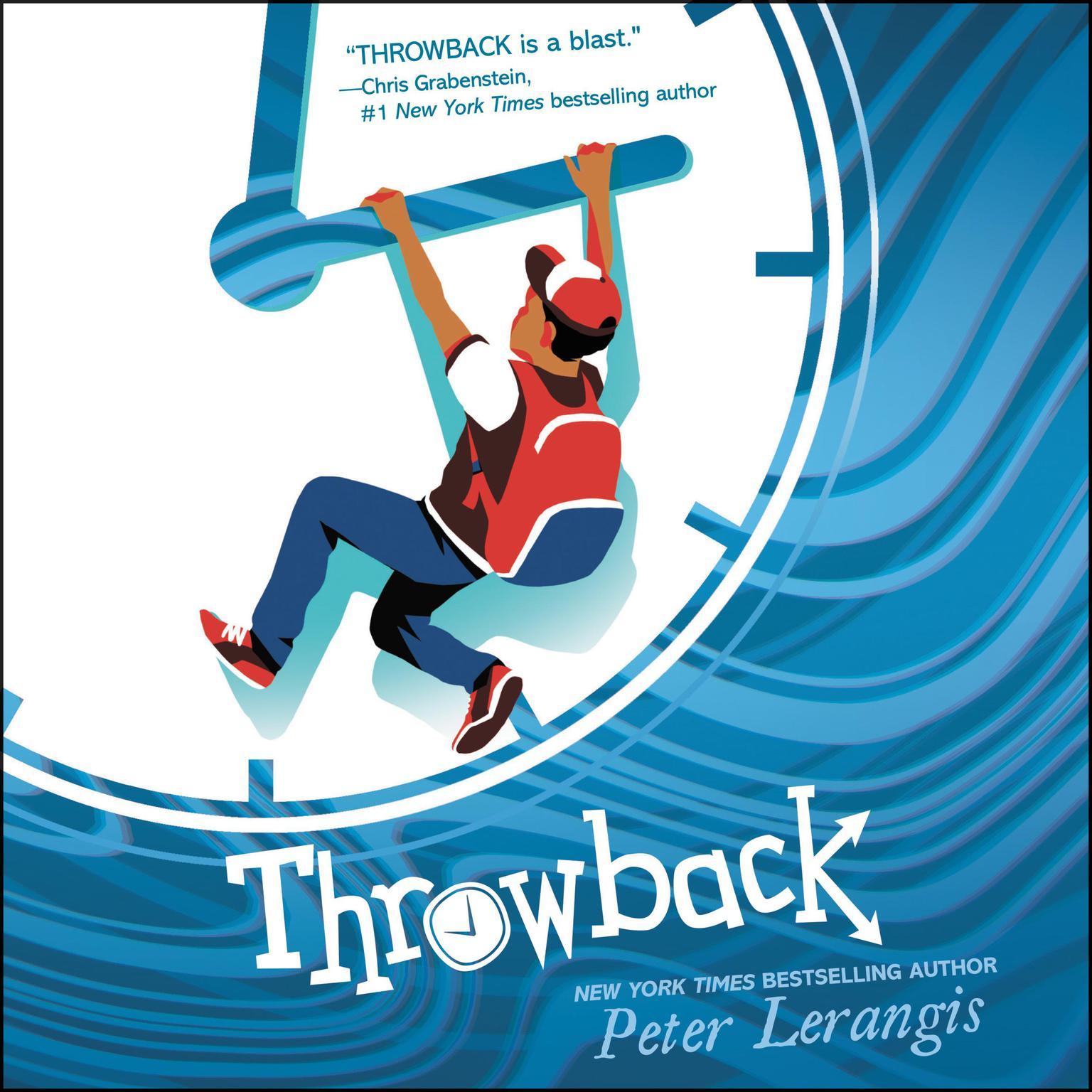 Throwback Audiobook, by Peter Lerangis