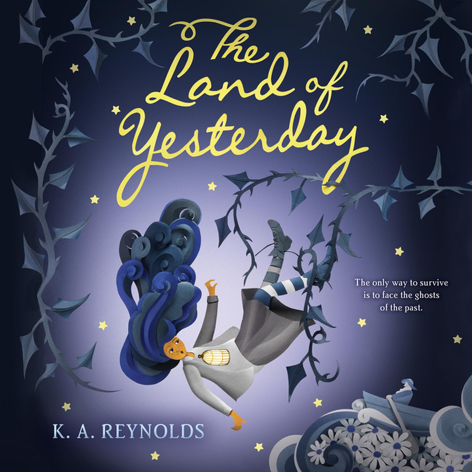 Printable The Land of Yesterday Audiobook Cover Art