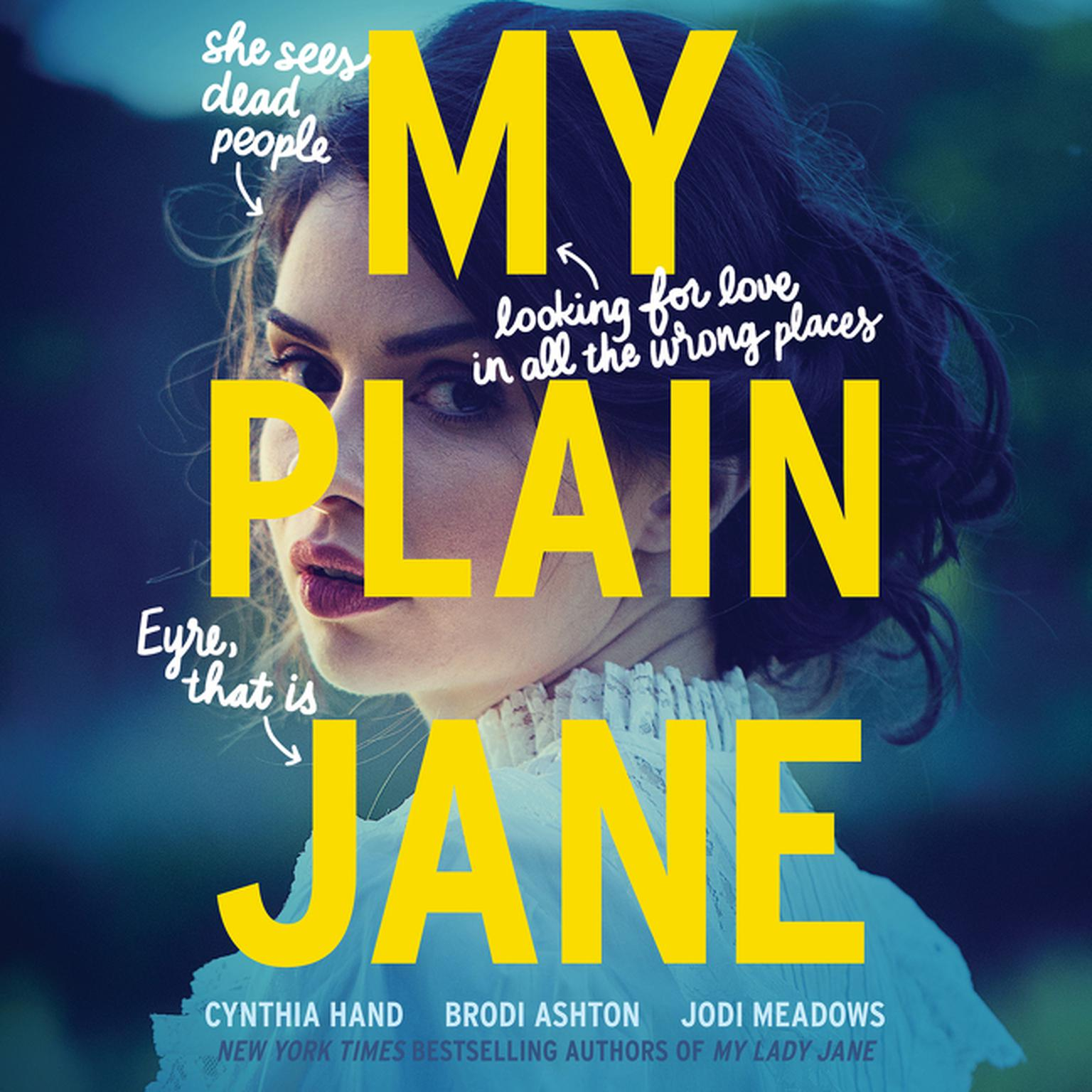 Printable My Plain Jane Audiobook Cover Art