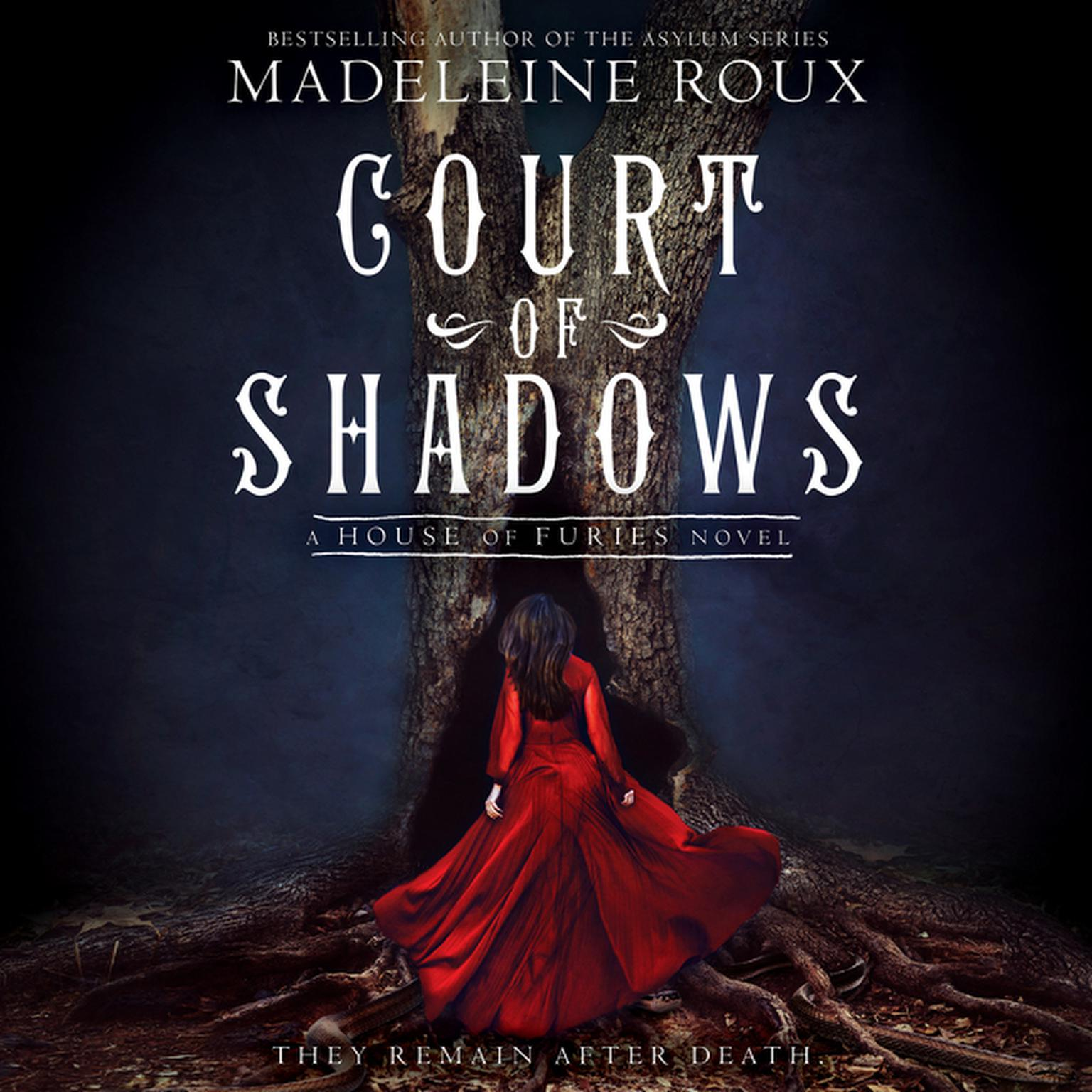 Printable Court of Shadows Audiobook Cover Art