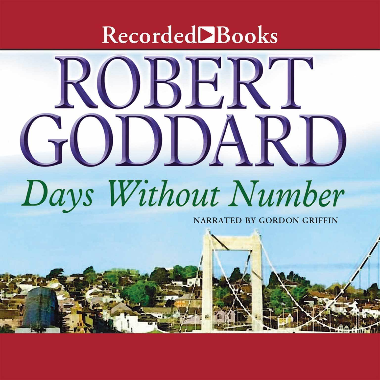 Printable Days Without Number Audiobook Cover Art