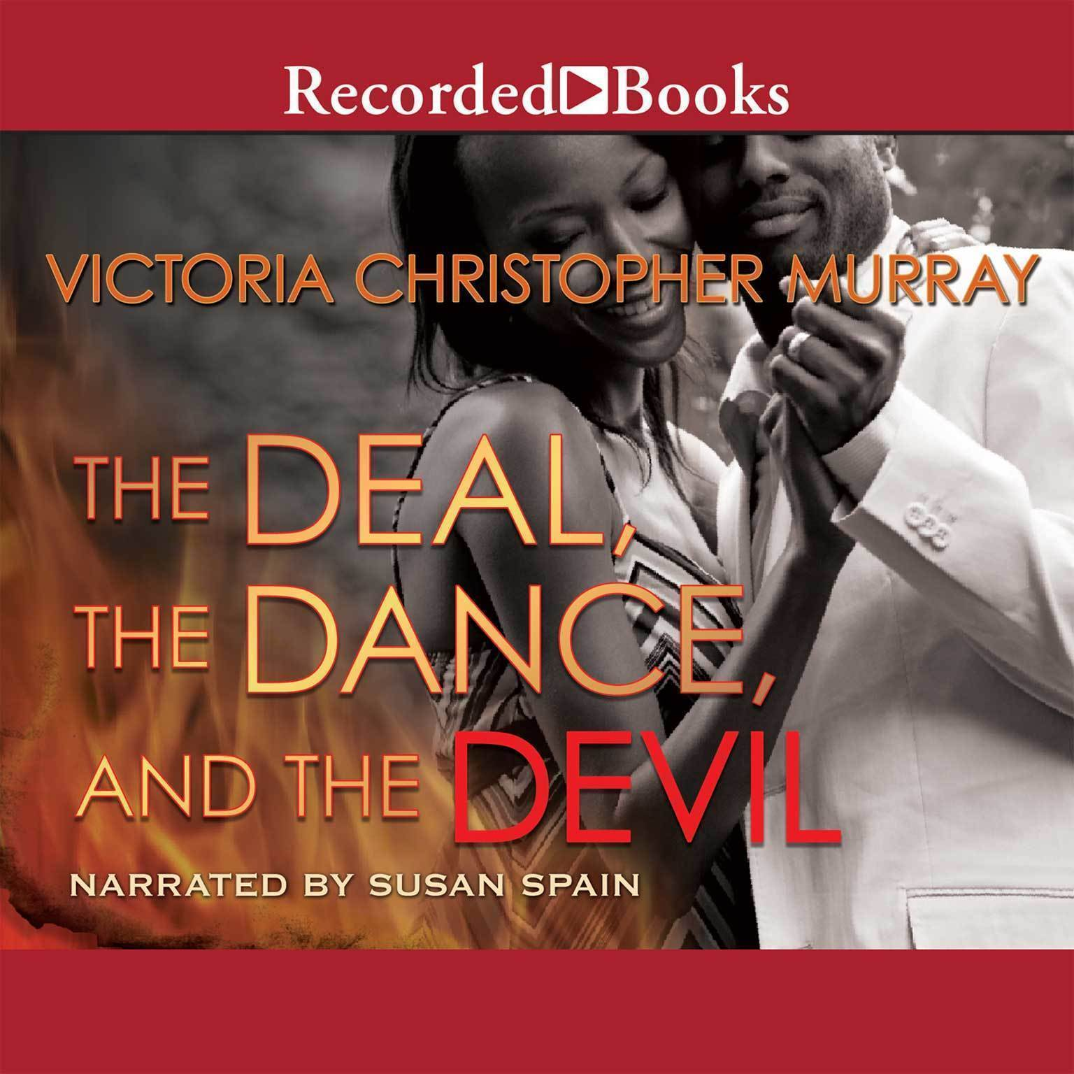 Printable The Deal, the Dance, and the Devil Audiobook Cover Art