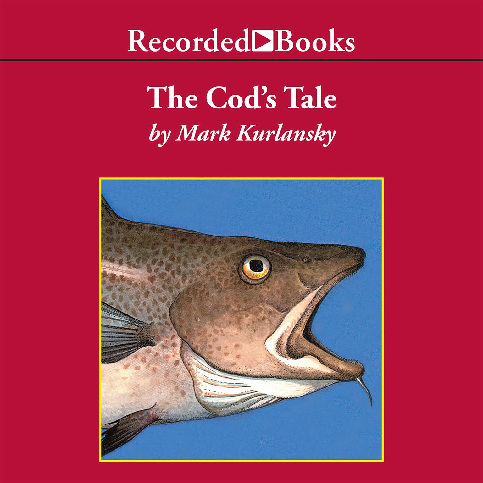 Printable The Cod's Tale Audiobook Cover Art