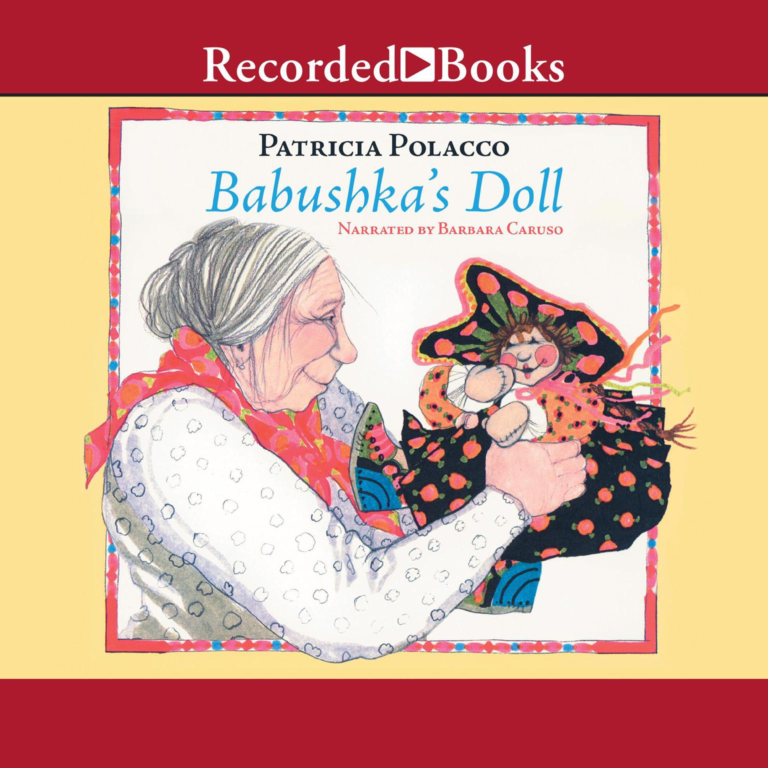 Printable Babushka's Doll Audiobook Cover Art
